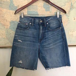 Madewell The Perfect Vintage Jean Denim Short